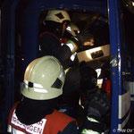 Ausbildung THW Feuerwehr DRK