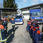 KIDS-Feuerwehr im THW