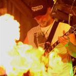 Feuer aus der Gibson