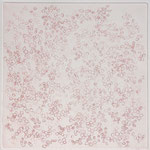 Kristin Finsterbusch, Samen, Tiefdruck, vernis mou, 2012, 30 x 30 cm