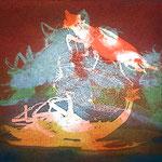 Kristin Finsterbusch, similarities 4, Fotopolymergravur, (3 Platten), 2020, 15x20 cm