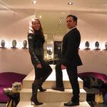 TV Dreh: Cinderella Camp- hier mit Expertenkollege Marco Mannozzi