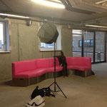 Fotoshooting mit Markus Nass für meine Website