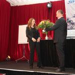 SHL AG- 25-jähriges Firmenjubiläum mit Firmenchef Herrn Lehr, Juni 2014