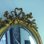 Einrahmungen; Spiegel antik