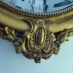 Einrahmung: Spiegel antik, Zollikofen b. Bern