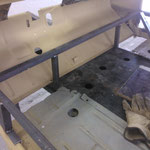 Fabrication faux châssis