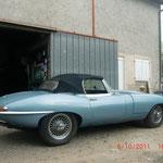 Jaguar Type E Série 1 de 1963