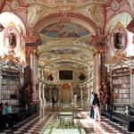 Stiftsbibliothek in Admont ( www.stiftadmont.at)
