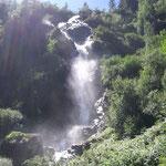 Bodensee-Wasserfall