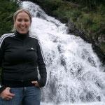 Wasserfall - Schwarzensee