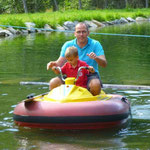 Waldhäuslalm - ein Paradies für Kinder