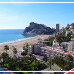 apartment to rent in benidorm