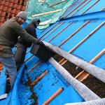 Seegras harmoniert mit alter und mit neuer Bausubstanz
