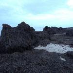 Seegrasberge von der Natur aufgetürmt II