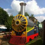 Erlebnisbahn Schmilau bei Ratzeburg - mit Seegras gedämmt