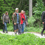 Vereinsreise Klangweg Toggenburg, 22.6.2013