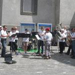 Musikreise, 8. Juli 2012