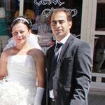 Kasabamız halkından Ömer oğlu Mevlüt BAYA, Nesrin YILDIRIM ile evlendi. 29/08/2012