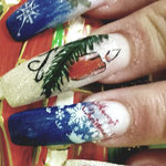 Erika's Nagelstudio - Nails - Christmas