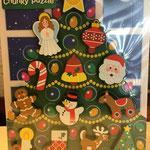 クリスマスツリーパズル