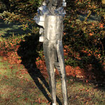 Sentry of the Southern Cross - Stainless Steel 170 cm x 68 cm x 78 cm 2016