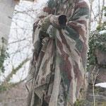 Didier Verchere chasseur d'image version camouflage