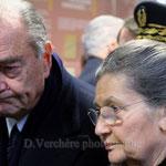 Simone Veille & Jacques Chirac (politique)