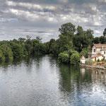 vue du pont Monpont Menestrol 24