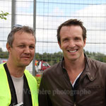 Didier Verchère (photographe) et Stéphane Rotemberg (TV)