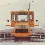 Bero H3 um 1971 - 1972 mit breiter Kabine