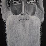 Autore: Nicholas Tolosa  - Titolo: Tempo - Tecnica: acrilico su tela - Dimensioni: 50 x 70 cm - Anno: 2012