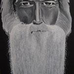 Autore: Nicholas Tolosa -  Titolo: Tempo - Tecnica: Acrilico su tela - Dimensioni: 50x70 cm anno: 2012