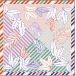 BOTANIC 01 - Fashion - Surface pattern design -  Textile design - SMALL IS BEAUTIFUL.PARIS