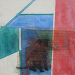 waldi 20 cm x 20 cm Papier auf MdF