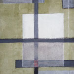 337Ohne Titel, Acryl auf Holz, Marie-luise Neugebauer, 100 x 50 cm