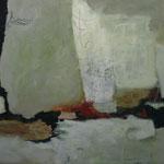 215 1817, Öl und Acryl auf Leinwand, Herta Reitz, 80 x 140 cm