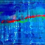 357 Horizont,  Öl auf Leinwand, Till Rohde, 80 x 100 cm