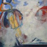 175 Durchblicke, Acryl auf Leinwand, Manfrd Rüth, 60 x 80 cm