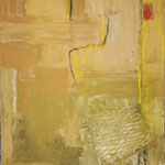 226 Ohne Titel, Acryl auf Leinwand, Marie-Luise Neugebauer, 70 x 50 cm