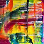 350 Heart Strings, Öl auf Leinwand, Till Rohde, 90 x 120 cm