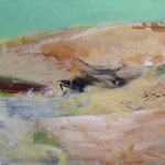 061 What a wonderful world III, Acryl auf Leinwand, Gabriela Dehmer, 50 x 70 cm
