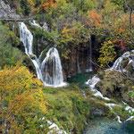 Nationalpark Plidvice - Ausblicke nahe Eingang 1