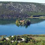 Klosterinsel Visovac