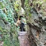 Rastoke - auf zur Höhle