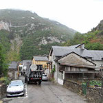 Einfahrt nach La Malene