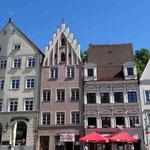 Landsberg am Lech, historische Altstadt