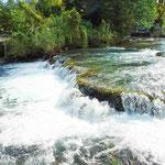 Rastoke - wunderschöner Wasserfall
