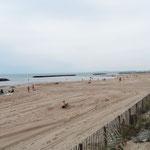 Strand in Vias-Plage.