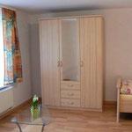 Schalfzimmer 1 mit zwei Einzelbetten